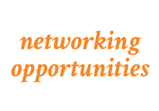 Hundreds of Networking Opportunities Yearly